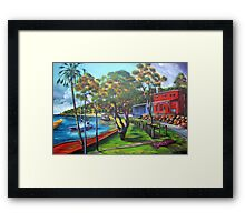 the Tree Bar 1770 in 2010 Framed Print
