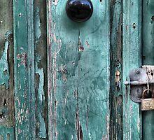 Green Door by Hushabye Lifestyles