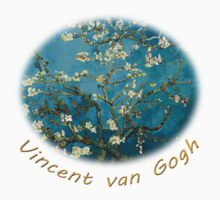 Blossoming Almond Tree, Vincent van Gogh.  Baby Tee