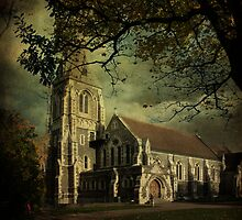 St. Alban's English Church by © Kira Bodensted