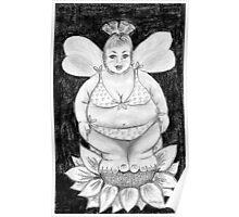 Fuller Figure Fairy Series 1 Poster
