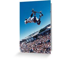 Chris Miller Greeting Card