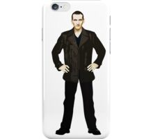The 9th Doctor - Christopher Eccleston iPhone Case/Skin