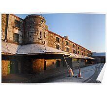 Cork Bonded Warehouses Poster