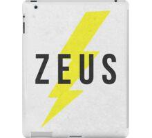 ZEUS - Greek Mythology iPad Case/Skin