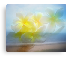 Tropical Haven Canvas Print
