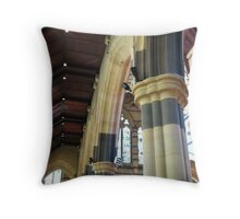 beautiful architecture Throw Pillow