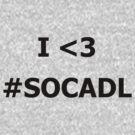 #socadl by adriankhall
