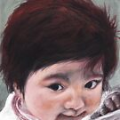 Baby Jade by Sonia Illustrates