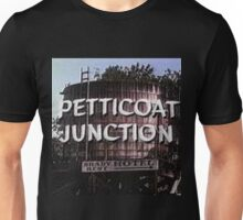 Petticoat Junction water tower Unisex T-Shirt