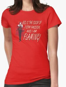 Grell is Flaming Red! T-Shirt