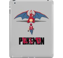 Pokémon Champion Red iPad Case/Skin