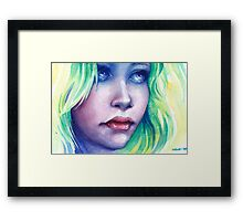 The Worst day since yesterday Framed Print