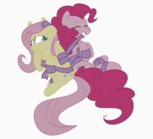 Pinkie Pie and Fluttershy Kids Tee
