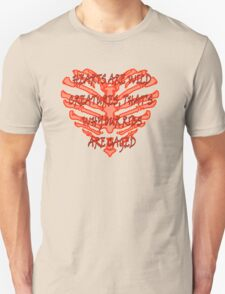 Hearts are Wild Creatures T-Shirt