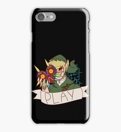 Play With Me - BEN Drowned iPhone Case/Skin