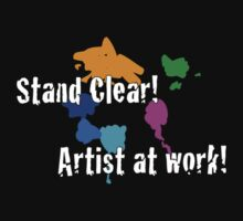 Stand Clear - For Dark Ts by Brenda Anderson