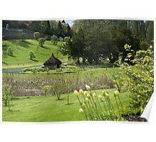 Blair Castle, Blair Athol, Scotland, Hercules Garden Poster