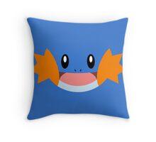 Pokemon - Mudkip / Mizugorou Throw Pillow