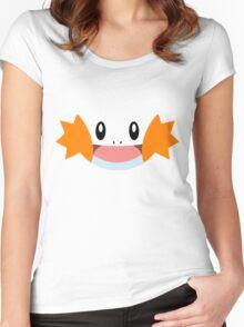 Pokemon - Mudkip / Mizugorou Women's Fitted Scoop T-Shirt