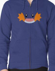 Pokemon - Mudkip / Mizugorou Zipped Hoodie