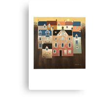 Aspects of East Neuk 2 Canvas Print