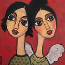 Love is forever by Barbara Cannon  ART.. AKA Barbieville
