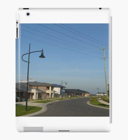 Thwaites Road iPad Case/Skin