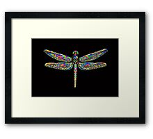 Dragonfly 2 Framed Print