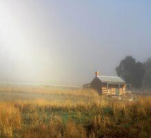 ~ Fog Bow II ~ by LeeoPhotography