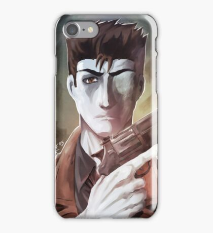 Eidolon - War soul iPhone Case/Skin