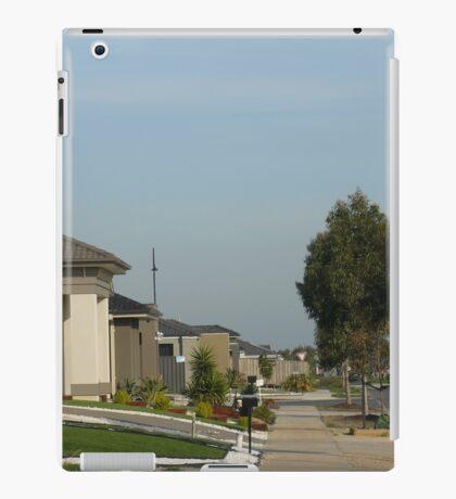Walkway  iPad Case/Skin