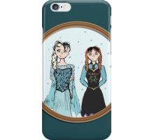Anna & Elsa iPhone Case/Skin
