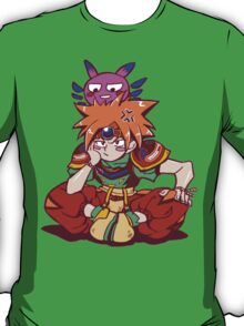 Terranigma, Ark and Yomi T-Shirt