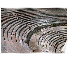 Nabatean Amphitheatre Poster