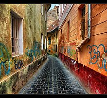 Colored Street by 23gxg
