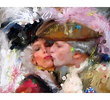 IL BACIO Photographic Print