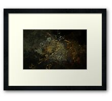 Abstraction  2 Framed Print