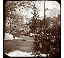 Ditmas Park TTV Photographic Print