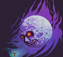 Majora's Mask by Christopher Troyer