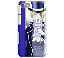 The New Doctor  iPhone Case/Skin