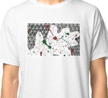 Oak Leaf Pattern Classic T-Shirt