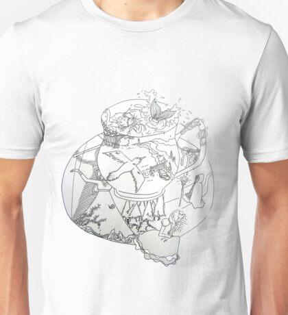Cup of tea Unisex T-Shirt