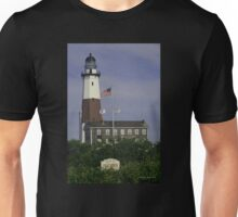 Montauk Lighthouse Unisex T-Shirt