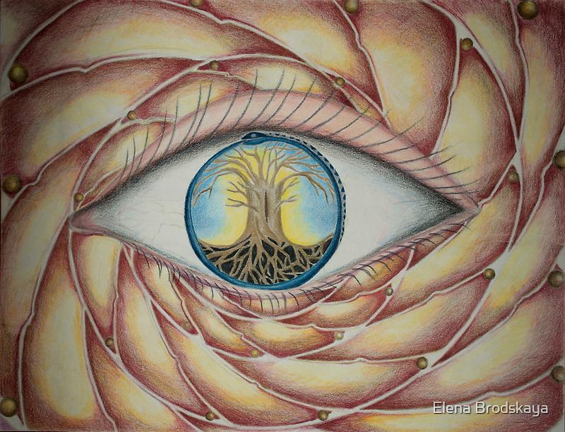 The Alchemy by Elena Brodskaya