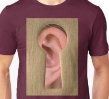 Listening-in Unisex T-Shirt