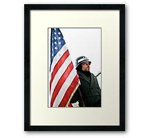 The Pride 02 Framed Print
