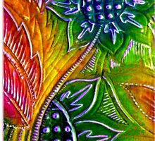 Colourwheel - Card by MelDavies