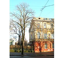 Odessa - Beautiful Building Photographic Print