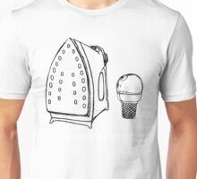 Anti Wrinkle Ice Cream Unisex T-Shirt